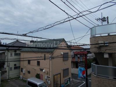 ハーモニーテラス堀ノ内Ⅱの眺望☆