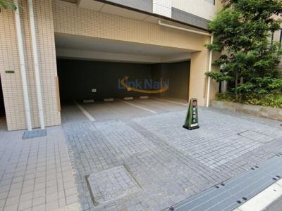 【駐車場】パークアクシス梅田