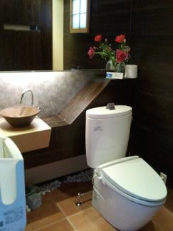 【トイレ】48303 揖斐郡池田町店舗付住宅