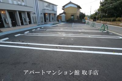 【駐車場】ハッピークローバーⅠ