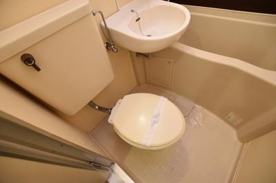 【トイレ】大国町レジデンス