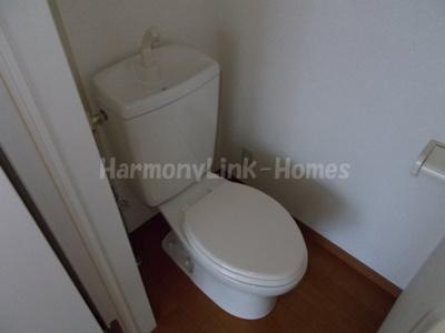 シエスタリンダのトイレです☆
