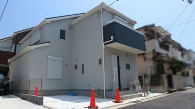 【外観】神戸市垂水区北舞子1丁目 1号地 新築戸建