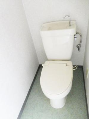 【トイレ】富美ケ丘マンション