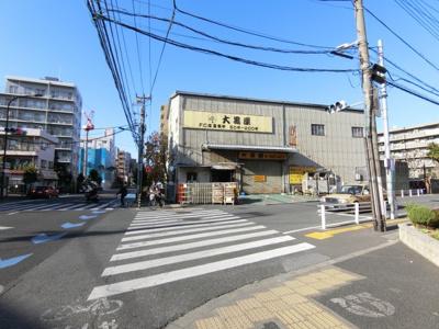 【周辺】ユリカロゼ東京イースト