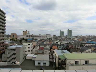 【展望】ユリカロゼ東京イースト