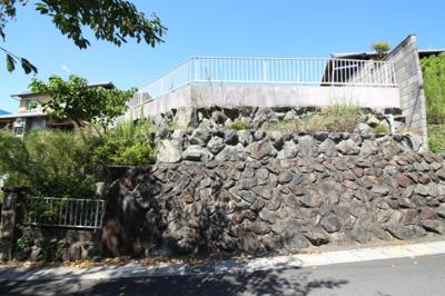 【外観】綴喜郡井手町井手西高月 注文建築 建築条件なし 土地