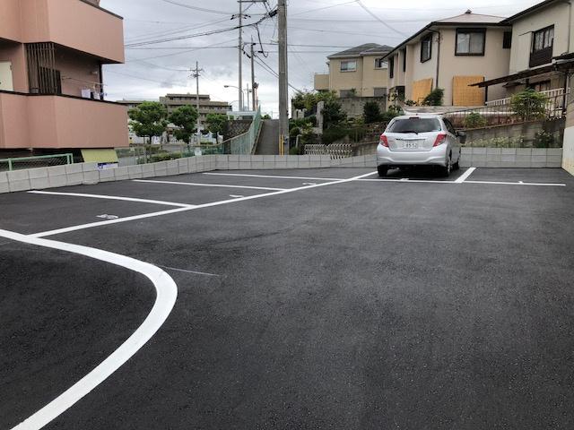 【外観】久保駐車場