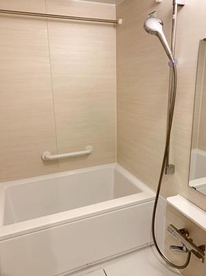 【浴室】業平橋住宅 10階 リ ノベーション済