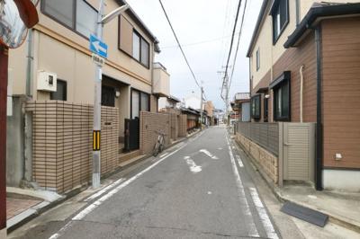 【周辺】久宝寺2丁目戸建