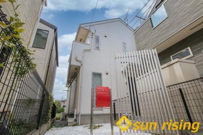 【外観】武蔵村山市大南2丁目 中古一戸建て
