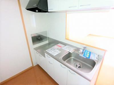 【キッチン】サンリット・ガーデン