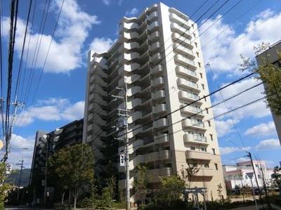【外観】リバーガーデン八尾山本