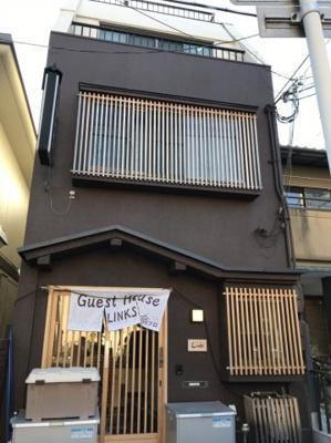 【外観】五条ゲストハウス