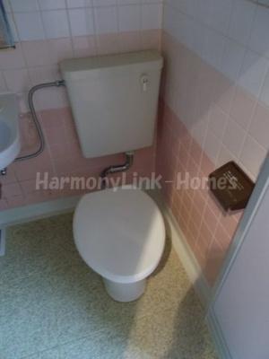 永和ハイム中野のトイレ