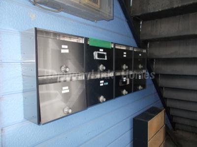 永和ハイム中野の郵便ボックス