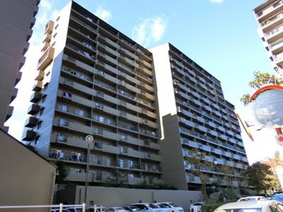 【現地写真】 総戸数132戸のマンションです♪