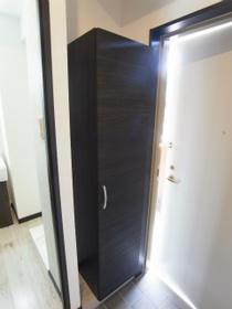金太郎ヒルズ215の玄関