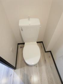 金太郎ヒルズ215のトイレ