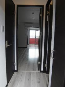 金太郎ヒルズ215の廊下
