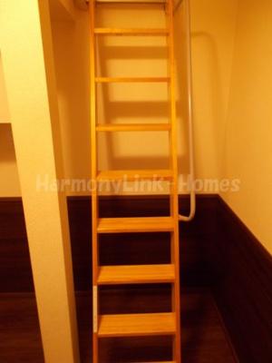 アーバンプレイス中野坂上Ⅱの梯子
