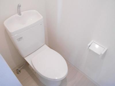 【トイレ】ラ・パシフィックビルC