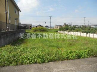 【区画図】49589 羽島郡笠松町門間土地