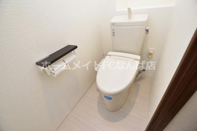 【トイレ】ES BLDG