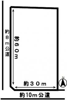 【外観】50594 瑞穂市宮田土地