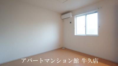 【寝室】ボヌール・フラグランスC