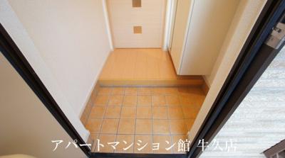 【玄関】ボヌール・フラグランスC