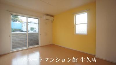 【居間・リビング】ボヌール・フラグランスC
