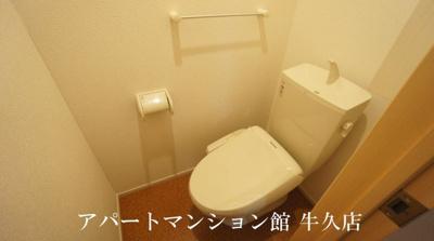 【トイレ】ボヌール・フラグランスC