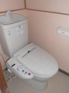 【トイレ】51060 岐阜市錦町中古戸建て
