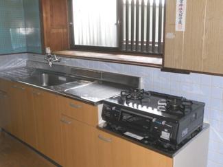 【キッチン】51060 岐阜市錦町中古戸建て