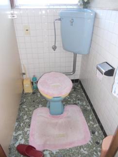 【トイレ】51368 安八郡輪之内町大藪中古戸建て