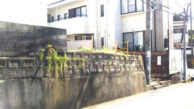 【前面道路含む現地写真】【売地】貴志川中学校区・56558
