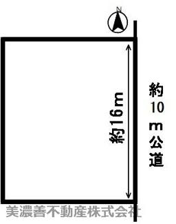 【区画図】52093 本巣市文殊土地