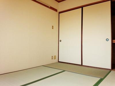 【和室】ヴィラ浜甲子園