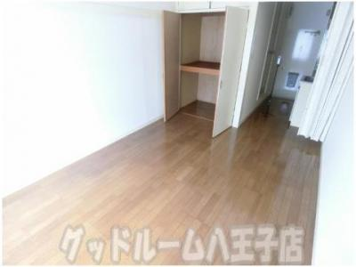 【洋室】コーポ二葉2号D