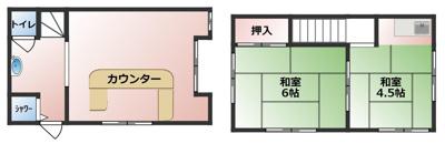 【外観】西六郷3丁目店舗事務所