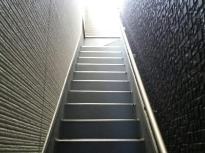ラ・メゾン・フェリスの階段☆