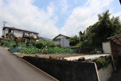 【外観】富士市鵜無ヶ淵土地
