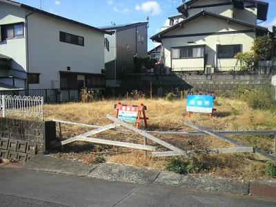 【外観】沼津市東原 売土地