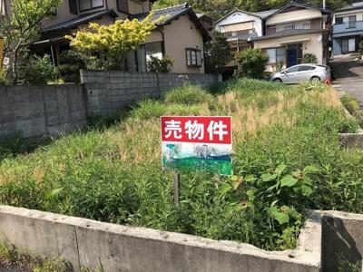【外観】沼津市下香貫 売土地