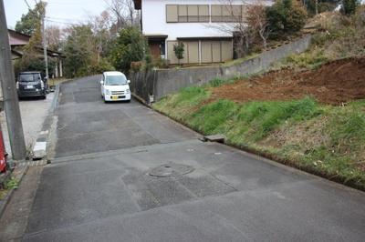 【外観】伊豆の国市南條土地(立花台)