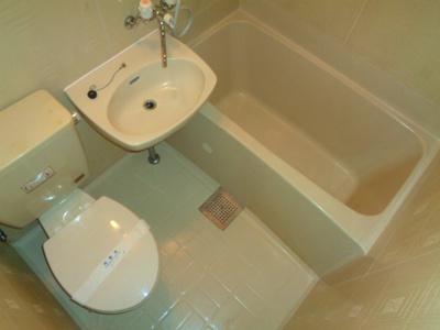 【浴室】プリンスヴィラ東住吉