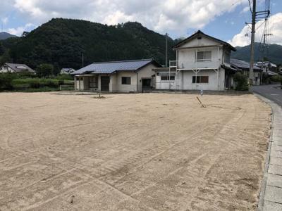【外観】津山市加茂町知和 売土地274坪