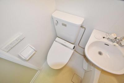 【トイレ】シャトーバロン