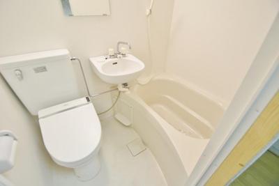 【浴室】シャトーバロン